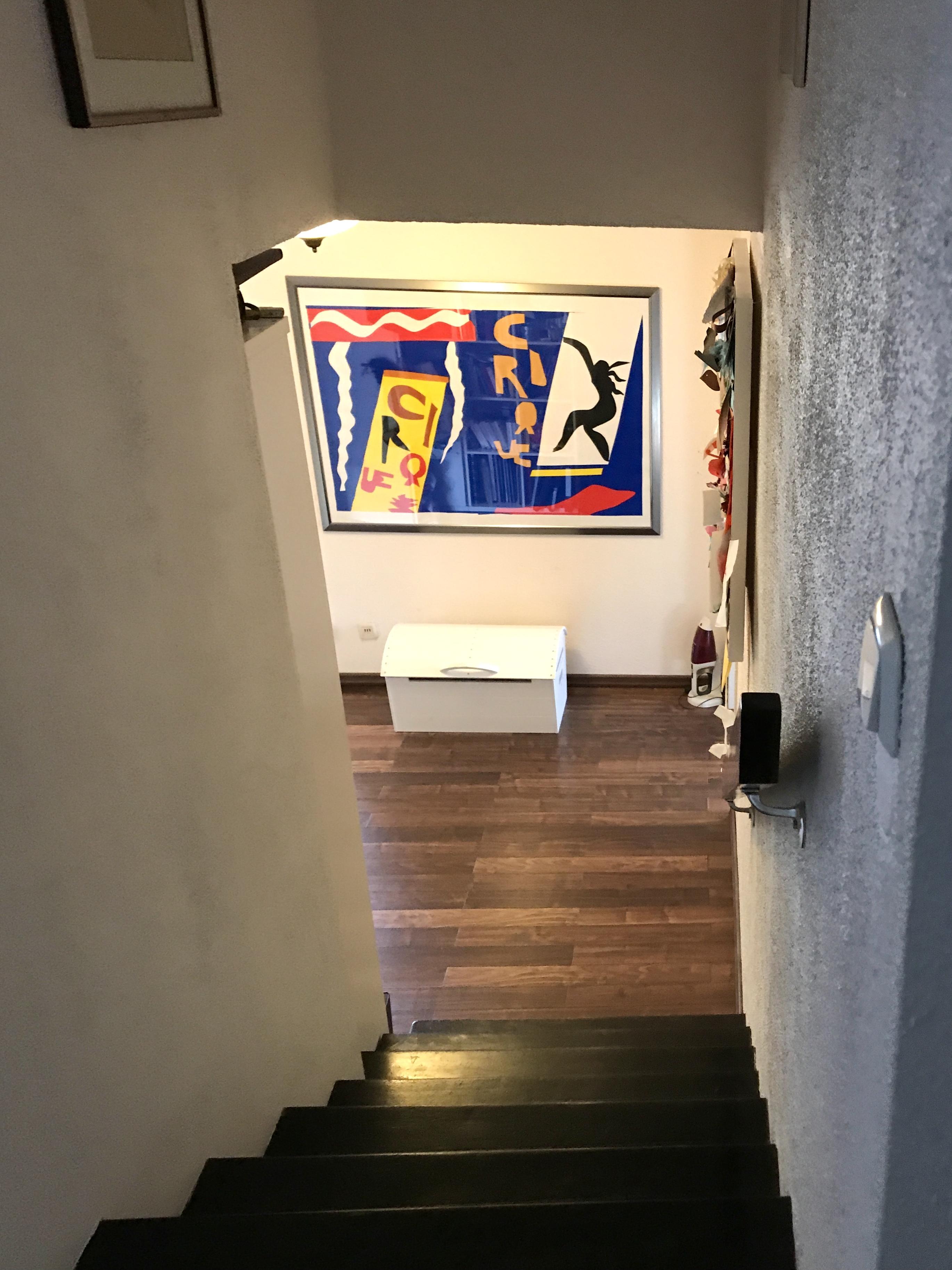 Treppe Zwischenetage