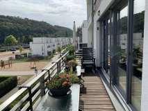 Balkon mit Ruhrblick