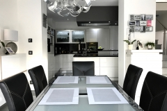 Essplatz-Blick-Küche