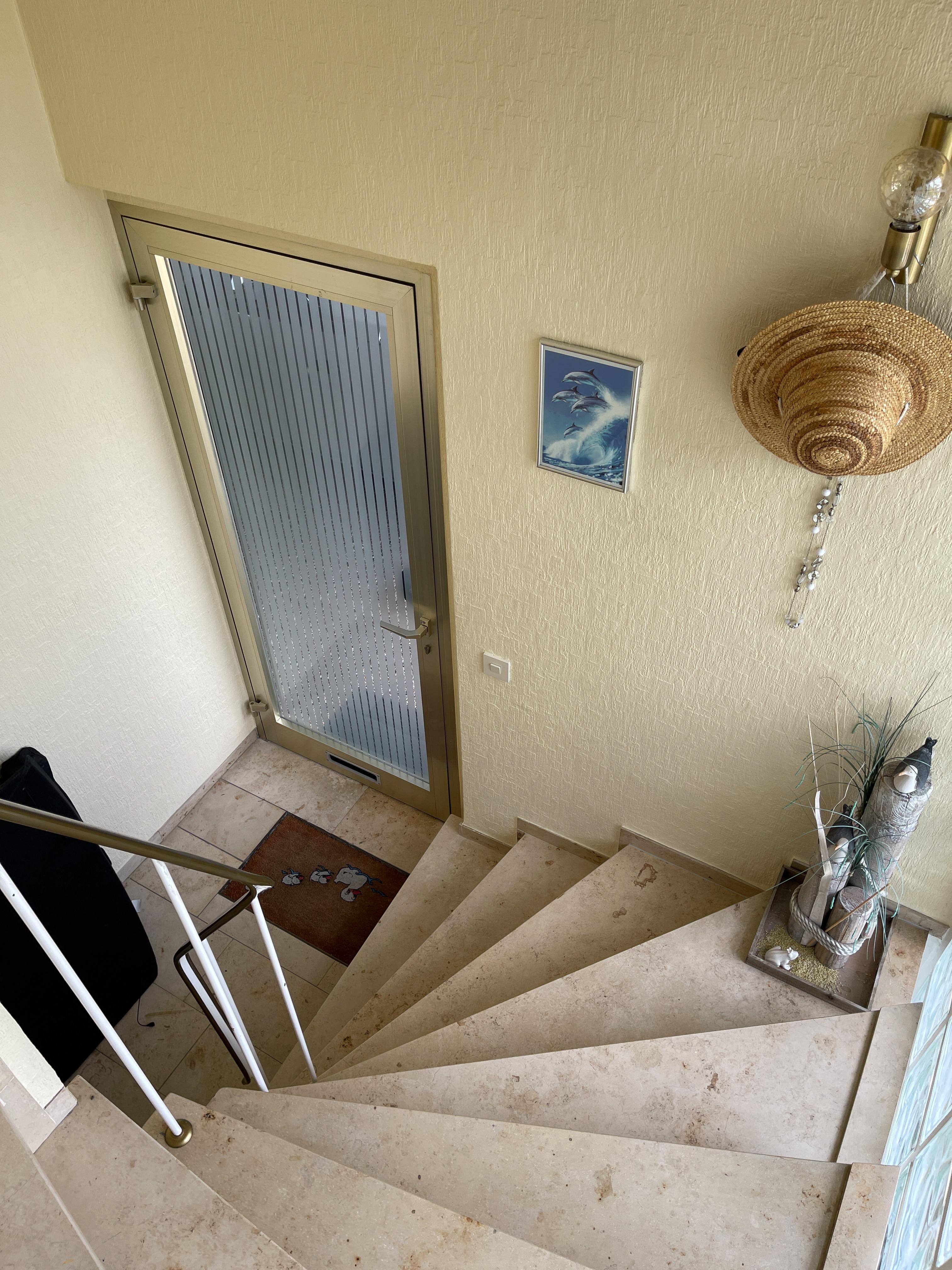 Treppenaufgang OG