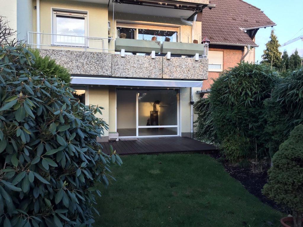 Reserviert Freie Etw Mit Terrasse Garten Und Garage In Essen
