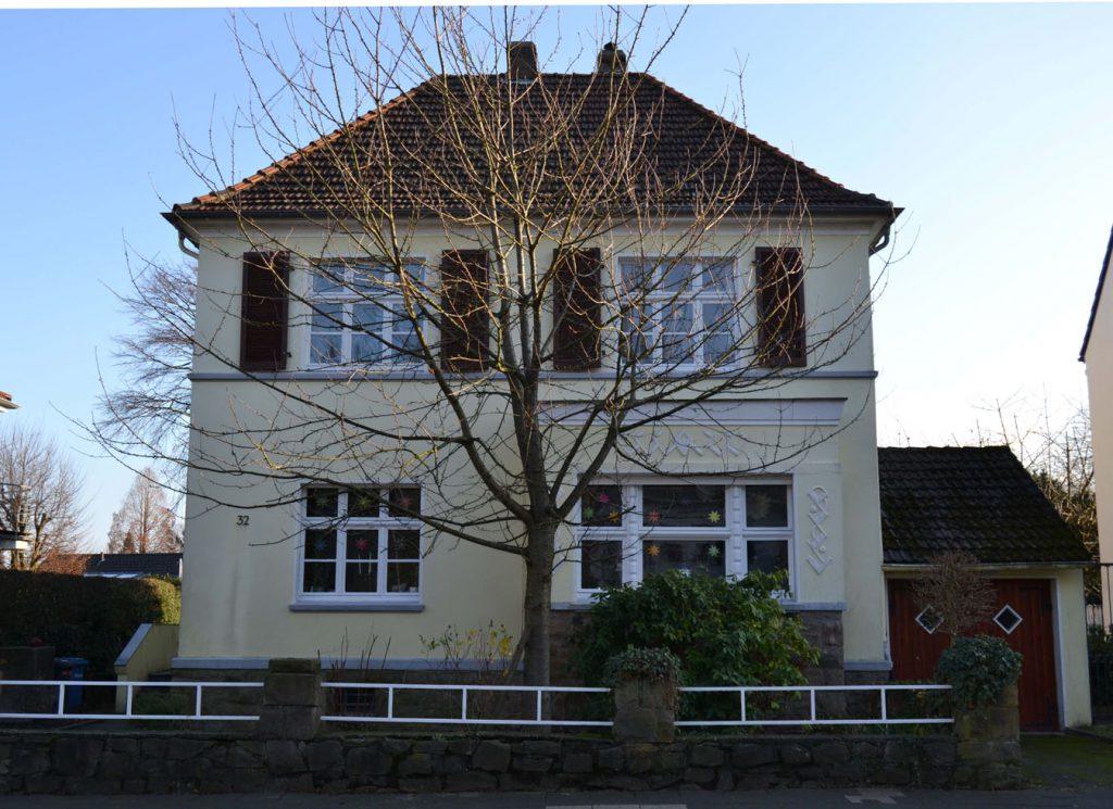 Jugendstilvilla in E - Heisingen | First Real Estate Partner
