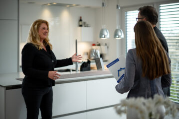 First Real Estate Partner: Hausverkauf mit Britta Hulsman