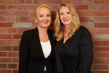 First Real Estate Partner: Sylvia Blume & Britta Hulsman